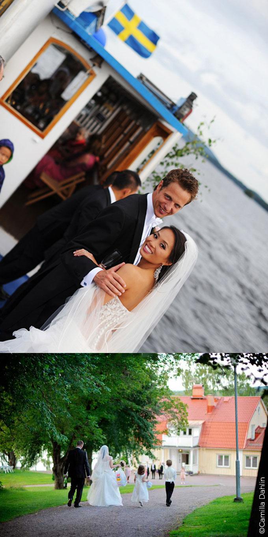 Bröllop Haganäs