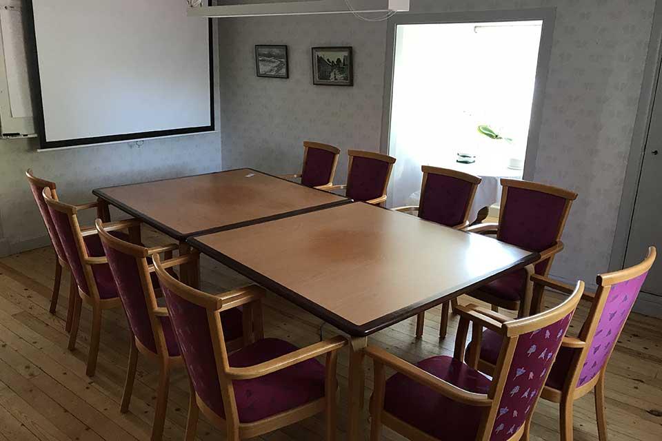 Övre konferensrummen, huvudbyggnaden